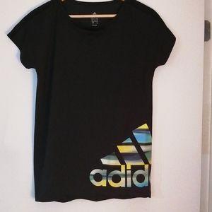 Adidas t shirt size large